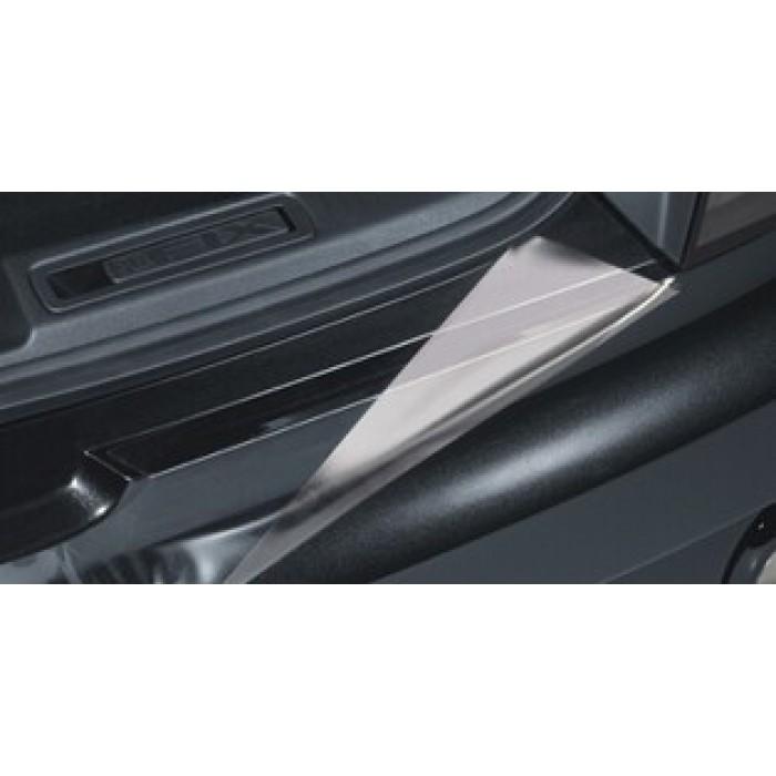 Film de protection de seuil de porte et coffre - Enlever film plastique de protection ...