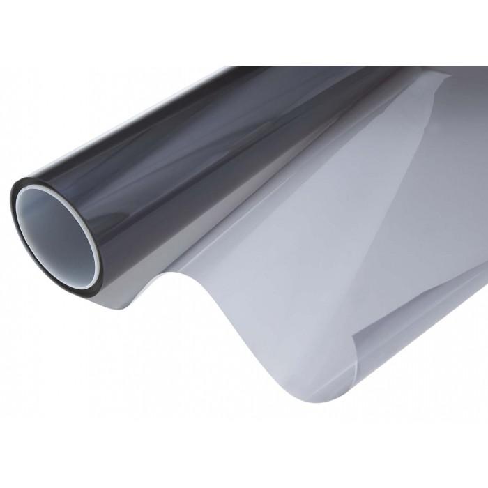 Film solaire noir auto 35 75x300 mm for Film protection solaire fenetre