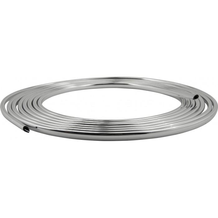 Baguettes de protection moulures chromes autoadhesive for Jumbo pneus garage pour pneus et pare brise