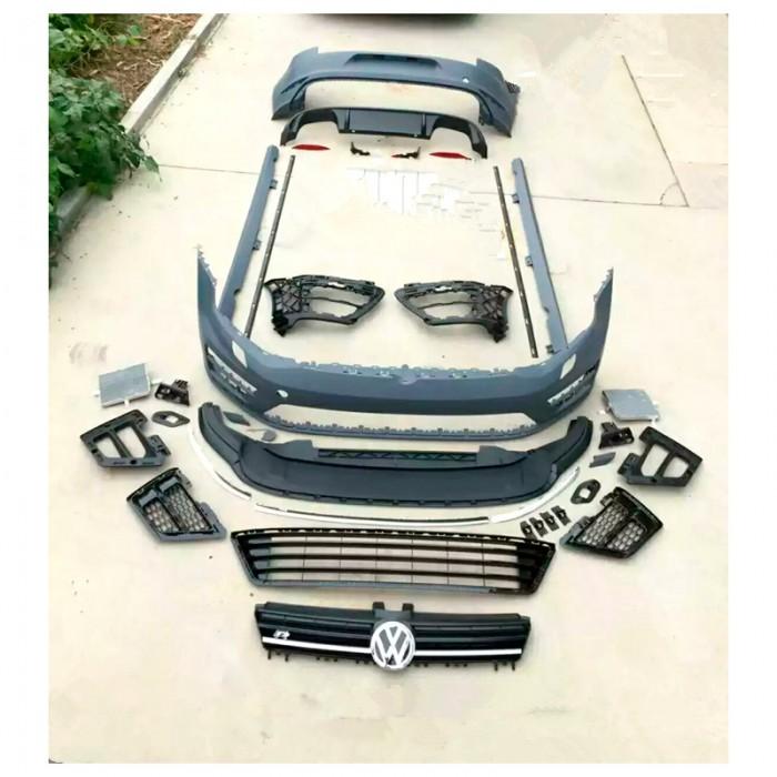 kit carrosserie golf 7 version r mtk tuning. Black Bedroom Furniture Sets. Home Design Ideas