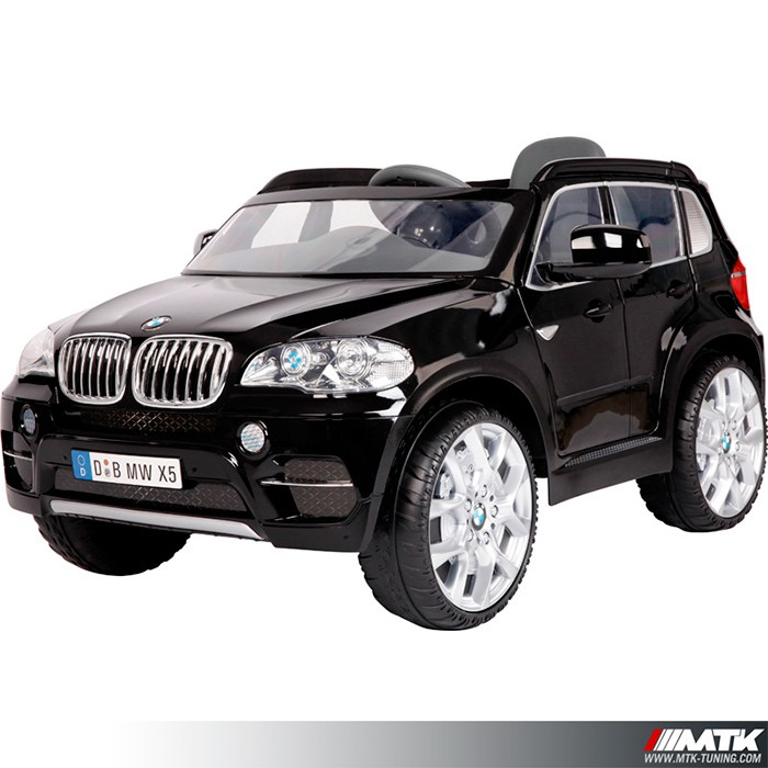 voiture lectrique pour enfant bmw x5 licence officielle. Black Bedroom Furniture Sets. Home Design Ideas