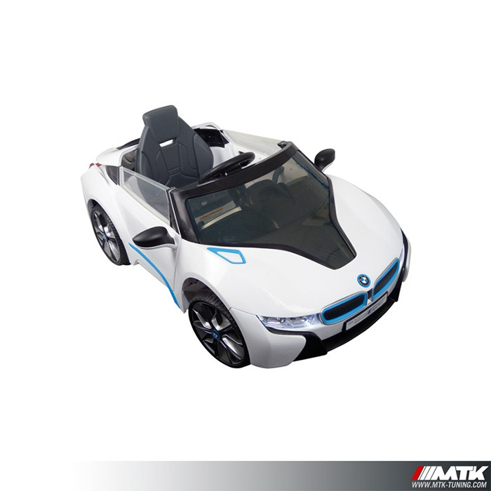 voiture lectrique pour enfant bmw i8 licence officielle. Black Bedroom Furniture Sets. Home Design Ideas
