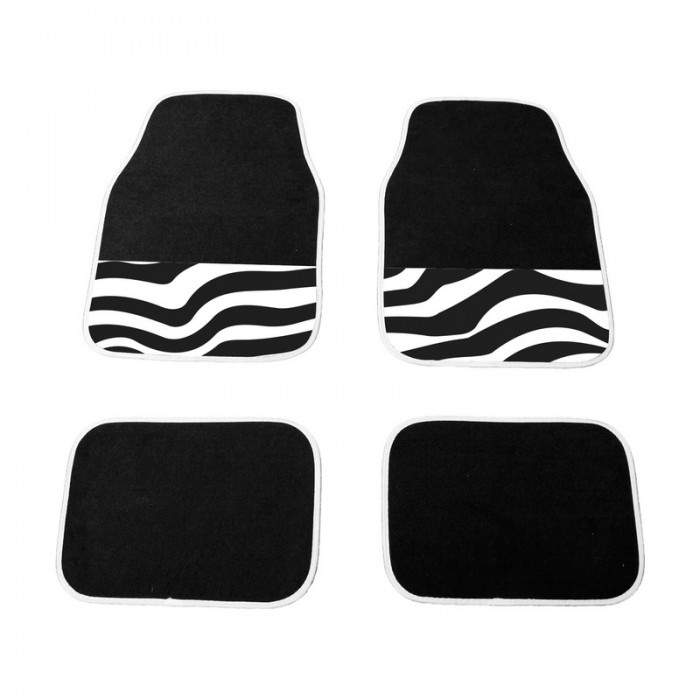 tapis voiture tapis de sol auto look z bre. Black Bedroom Furniture Sets. Home Design Ideas