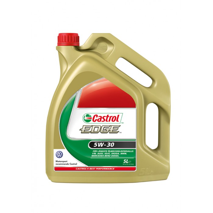 huile moteur castrol edge fst 5w30 bidon de 5 litres. Black Bedroom Furniture Sets. Home Design Ideas