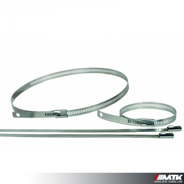 collier de serrage inox pour bande thermique cool it. Black Bedroom Furniture Sets. Home Design Ideas