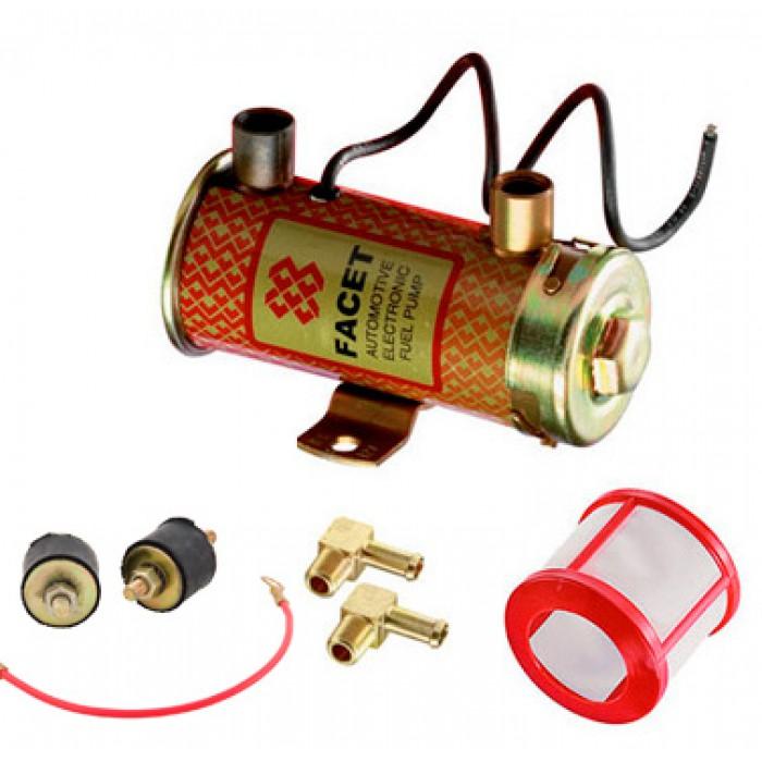 pompe essence facet red top autor gul e pour carburateur. Black Bedroom Furniture Sets. Home Design Ideas