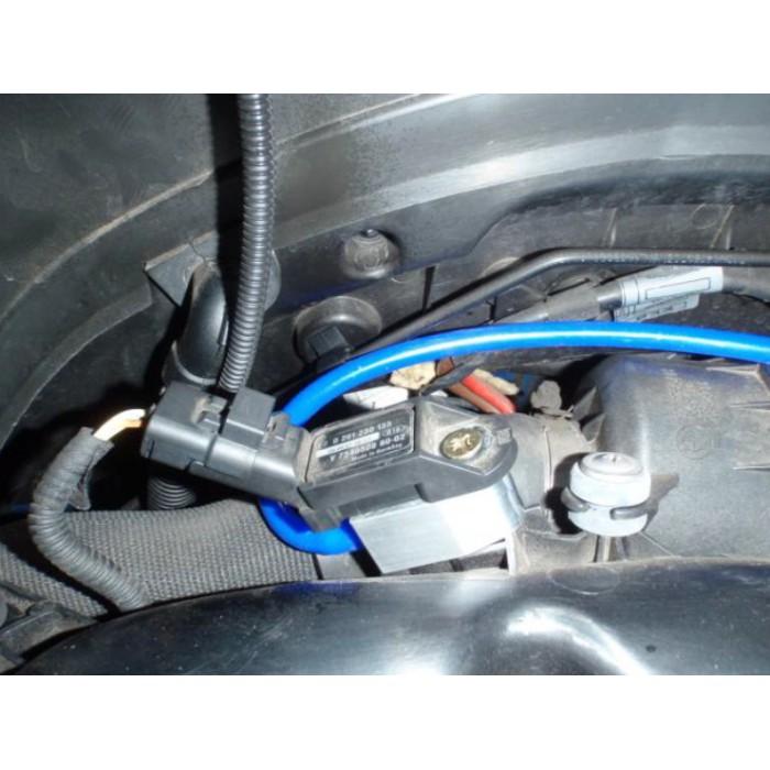adaptateur de manometre de turbo pour 1 6 thp forge. Black Bedroom Furniture Sets. Home Design Ideas