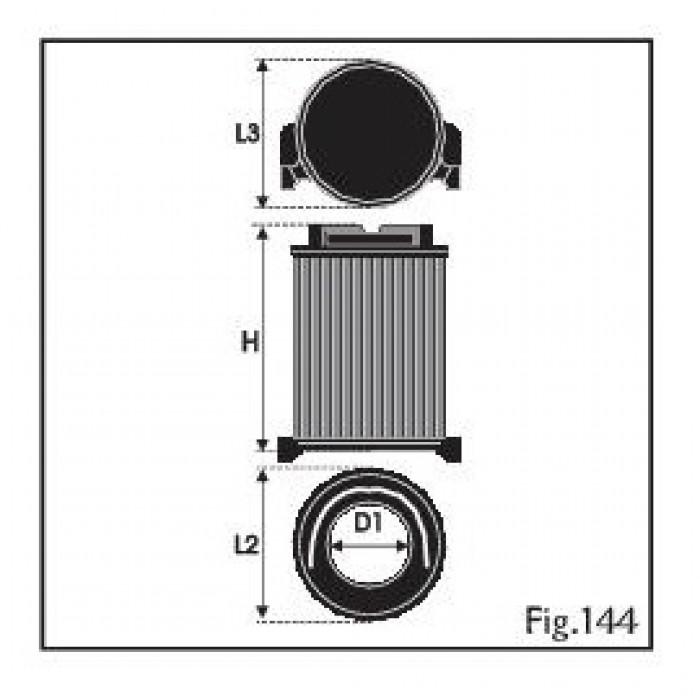 filtre a air sport green g591017. Black Bedroom Furniture Sets. Home Design Ideas