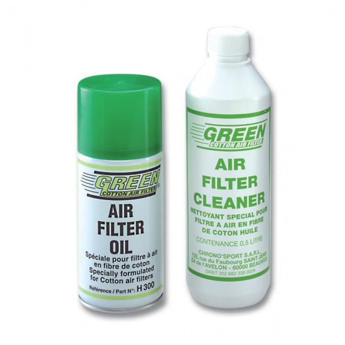 half off 43fcc bdef6 Kit de nettoyage pour filtres Green