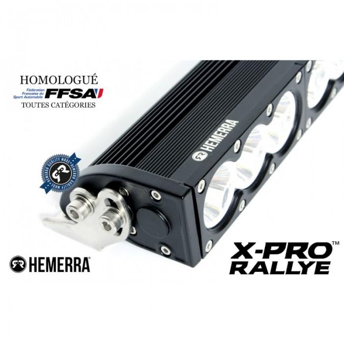 Barre led x pro rallye rampe de led ffsa - Rampe led voiture ...