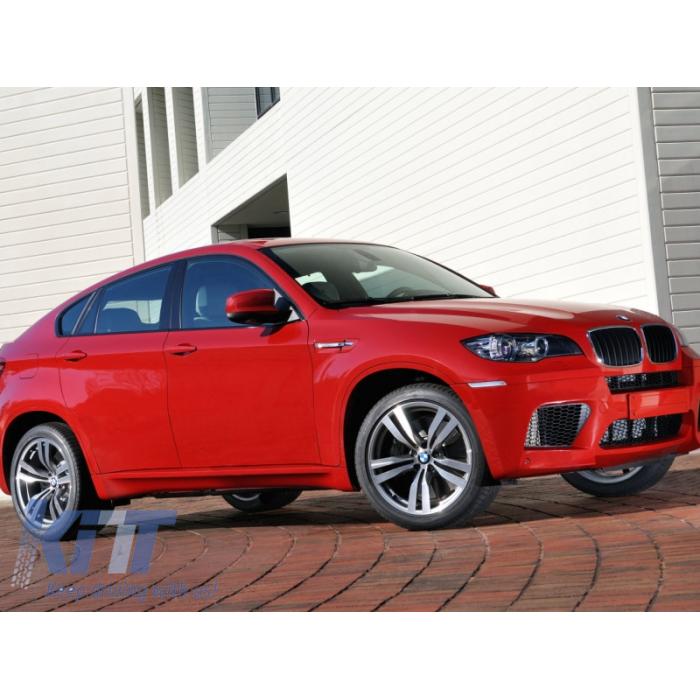Bmw X6 Tuned: Pare Chocs Avant BMW X6 E71 X6M