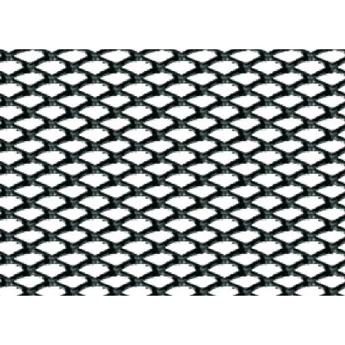 grille aluminium noir maille fine pour pare choc calandre. Black Bedroom Furniture Sets. Home Design Ideas