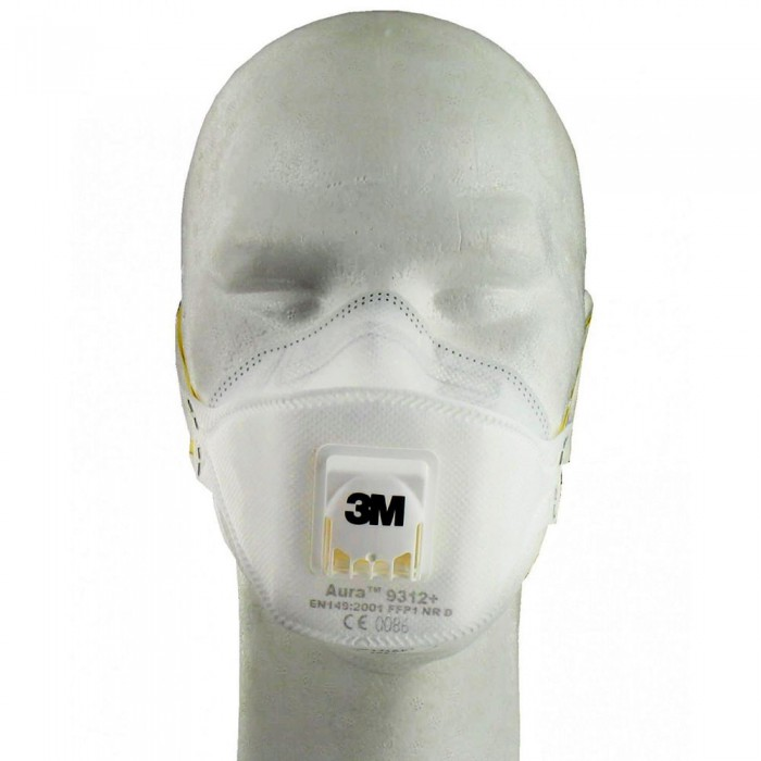 Masque De Protection 3m Pour Peinture 3m Aura 9312