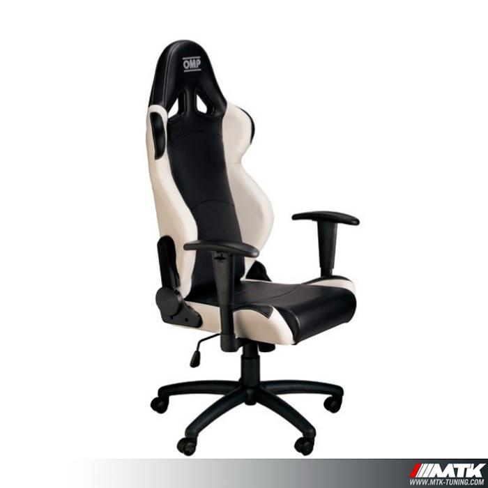 siege baquet bureau omp fauteuil gamer chaise gamer. Black Bedroom Furniture Sets. Home Design Ideas