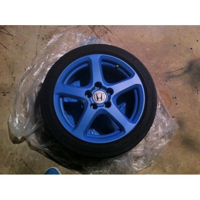 Plasti dip bleu plastidip a rosol 400ml performix for Plasti dip interieur voiture