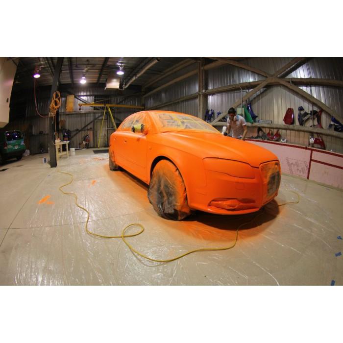 Plastidip plasti dip blaze orange fluo style ktm for Plasti dip interieur voiture