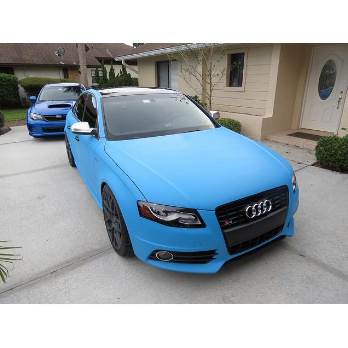 Plastidip plasti dip blaze bleu fluo for Plasti dip interieur voiture
