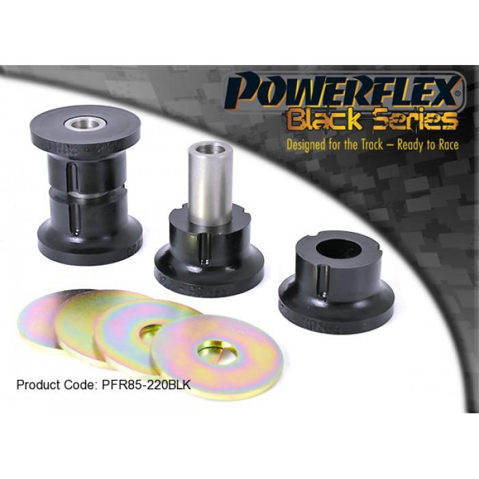 silent blocs powerflex black series pour vw golf 1 tous. Black Bedroom Furniture Sets. Home Design Ideas