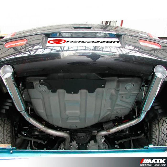 Silencieux Tube Inox Chrysler 300C 3.0 CRD Break Et Berline