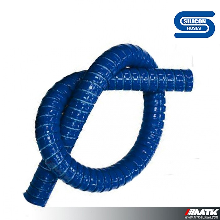 durite silicone m ga flex 1 m tre bleu silicon hoses. Black Bedroom Furniture Sets. Home Design Ideas