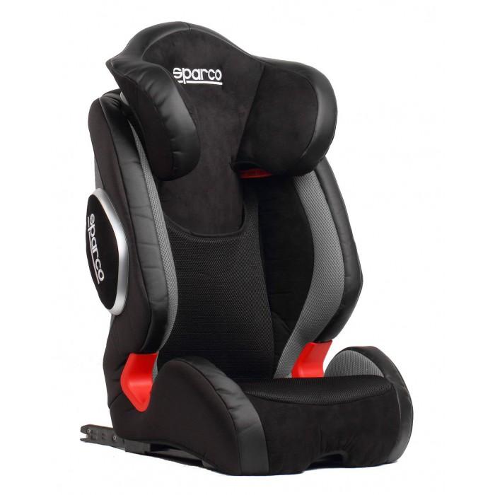 Siege auto enfant isofix sparco f1000k noir et gris for Siege auto pour enfant