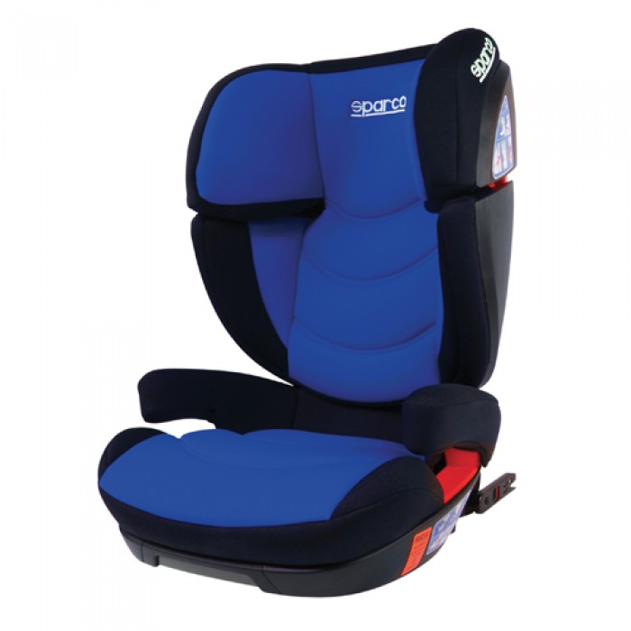 siege auto bebe sparco f700i fit bleu isofix. Black Bedroom Furniture Sets. Home Design Ideas