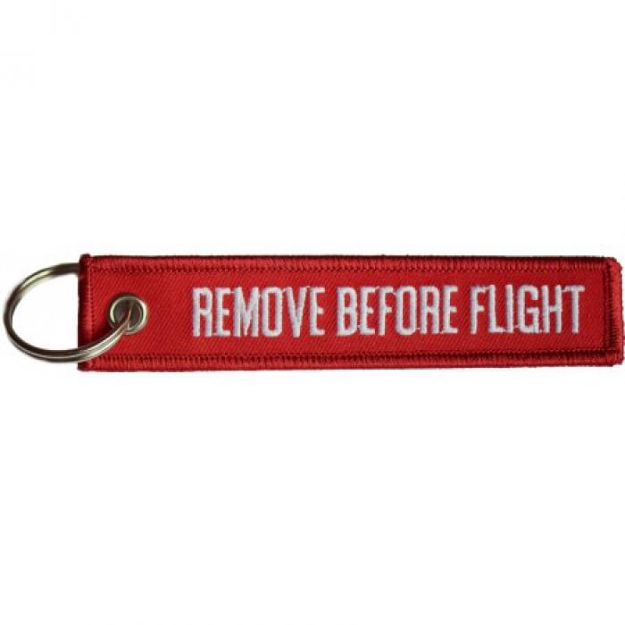 Porte clés Remote Before Flight pour voiture d5246bc4554