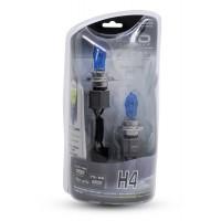 2 ampoules de phare h4 alfas ultra white 110 120w avec. Black Bedroom Furniture Sets. Home Design Ideas