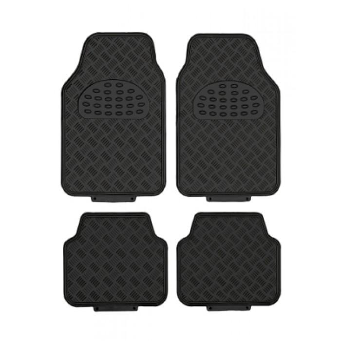 tapis voiture: tapis de sol en caoutchouc - MTK-tuning