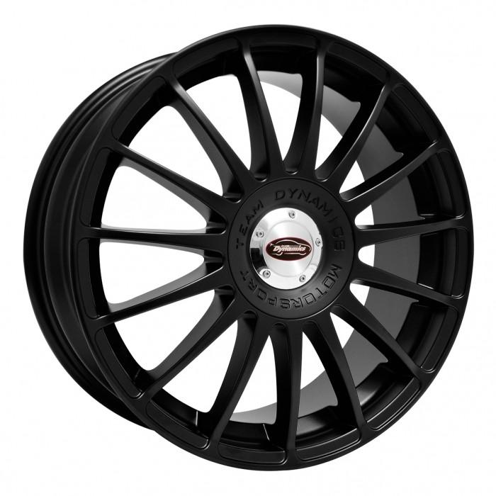 Team Dynamics Monza R Noir 15 Quot Pack De 4 Jantes
