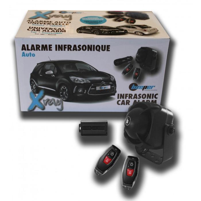 alarme sans fil beeper xr5 pour cabriolet. Black Bedroom Furniture Sets. Home Design Ideas