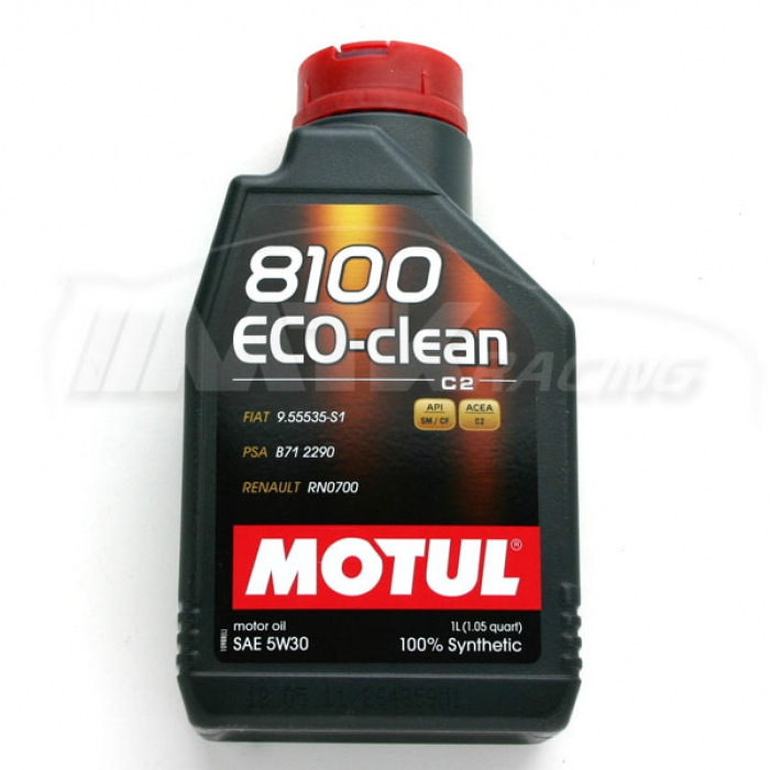 huile motul 8100 eco clean c2 5w30 1 litre. Black Bedroom Furniture Sets. Home Design Ideas