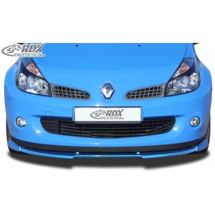 Rajout de pare chocs avant Renault Clio 3 RS