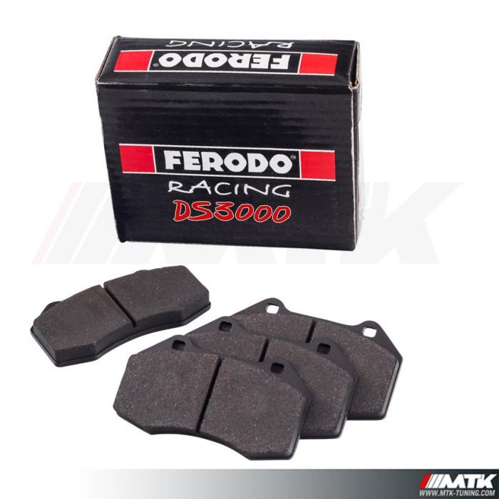 plaquettes de frein ferodo ds3000 fcp1617r. Black Bedroom Furniture Sets. Home Design Ideas
