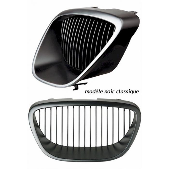 calandre voiture calandre seat leon 2 mtk tuning. Black Bedroom Furniture Sets. Home Design Ideas