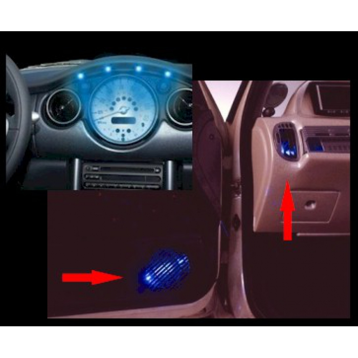 tuning auto eclairage led