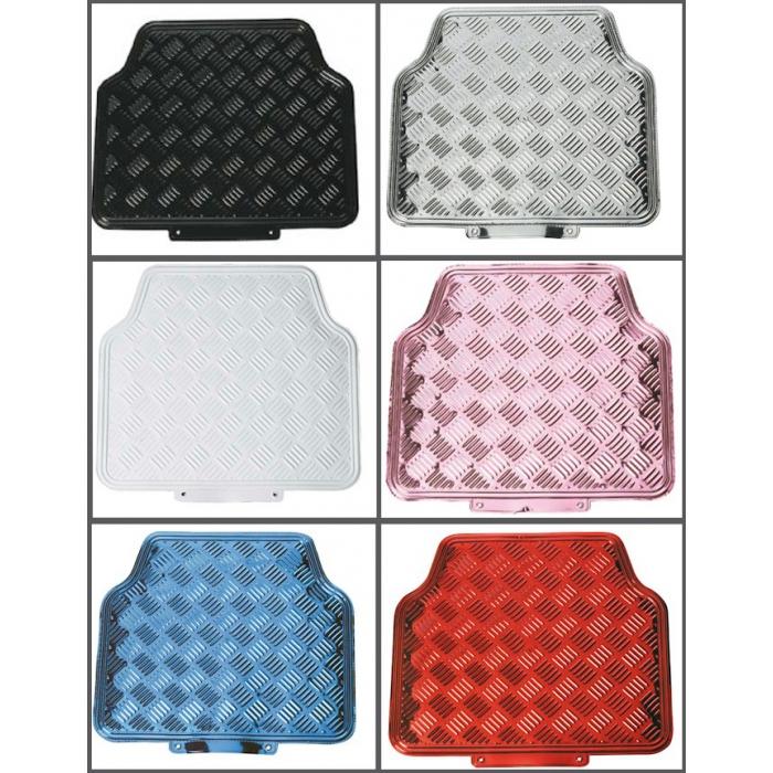 tapis de sol voiture caoutchouc alu. Black Bedroom Furniture Sets. Home Design Ideas