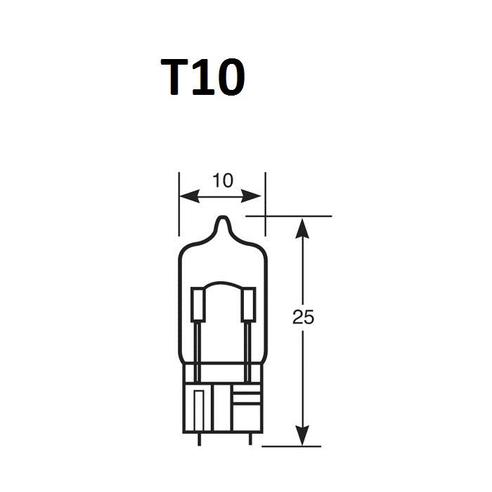 Ampoule T10